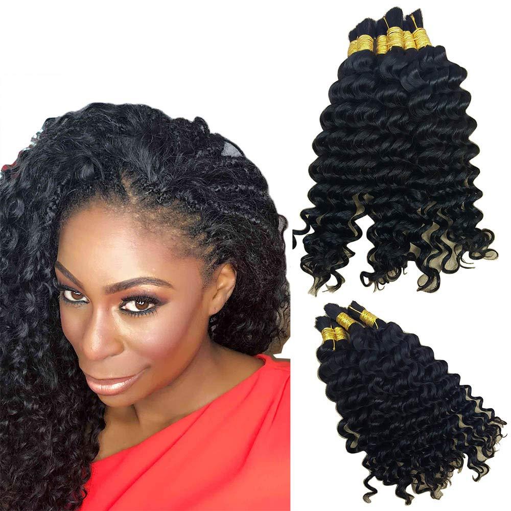 latest San Jose Mall Hannah Queen Wet N Wavy Bulk hair Braiding Bu HUMAN 3 Micro HAIR