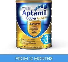 Aptamil Gold+ 3 Toddler for 1 Year Babies, 900g
