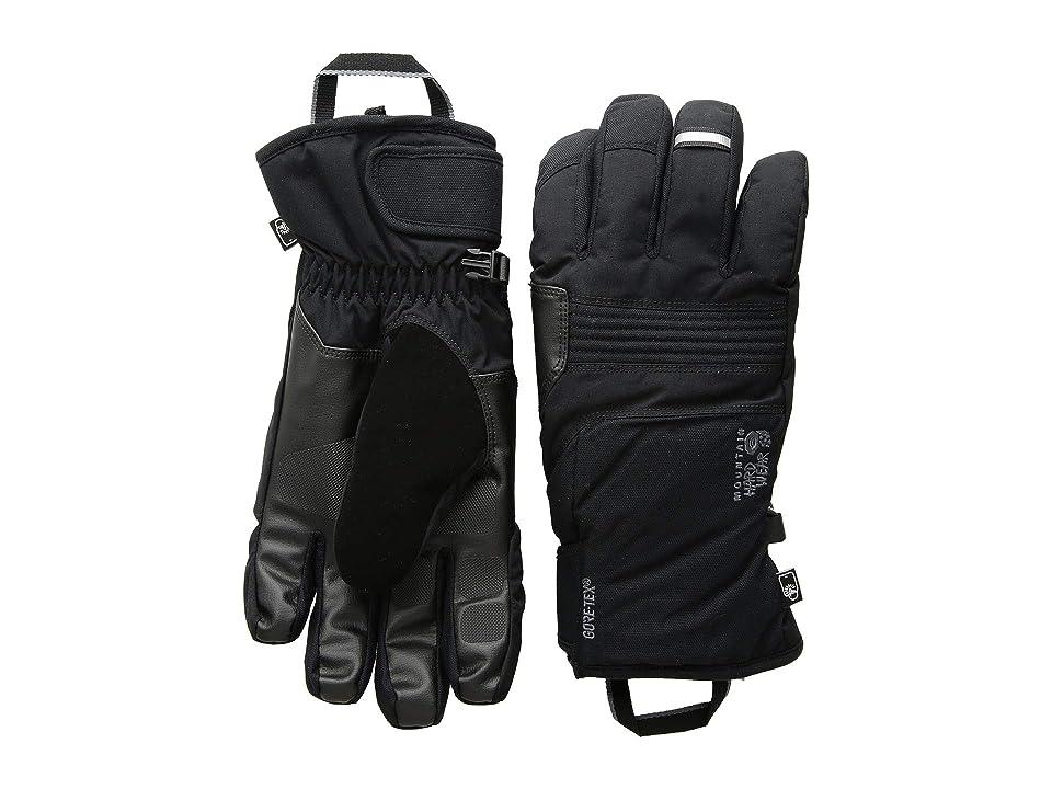 Mountain Hardwear Powdergate GORE-TEX Gloves (Black) Snowboard Gloves