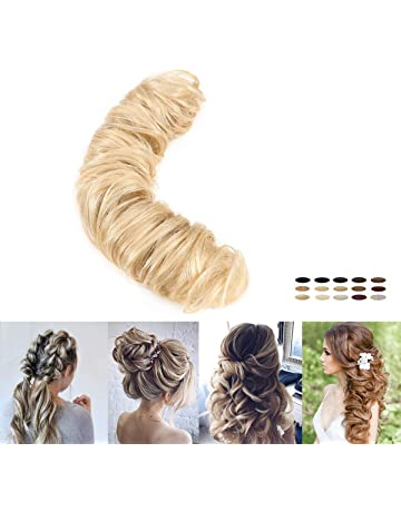Amazon.es: Postizos - Extensiones de cabello, pelucas y ...