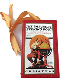 Best norman rockwell santa claus saturday evening post Reviews