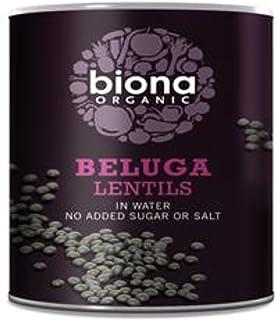 Biona Organic Beluga Lentils