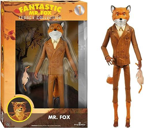 Los mejores precios y los estilos más frescos. Fantástico Fantástico Fantástico Sr. Fox Legacy Figura Fantastic Mr. Fox 15 cm  tienda hace compras y ventas