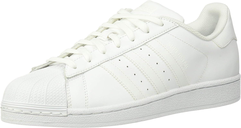 Adidas Herren Herren Superstar Ii, Modischer Turnschuhe, Weiß - Weiß - Größe  9,5 D(M) US  allgemeine hohe Qualität