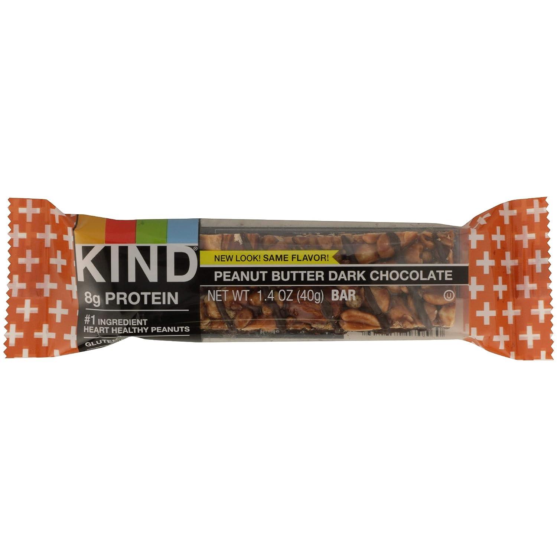 KIND Gluten Free Protein Bar Chocolate Peanut Dark Butter Safety and trust 1.4 Sacramento Mall