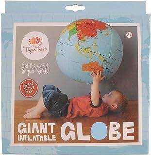 Tiger Tribe Inflatable World Globe 50 cm
