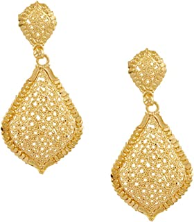 Best latest gold jhumka Reviews