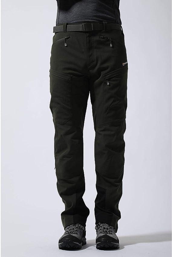 Talla M Color Negro Hombre Pantalones para Hombre Montane Super Terra Super Terra