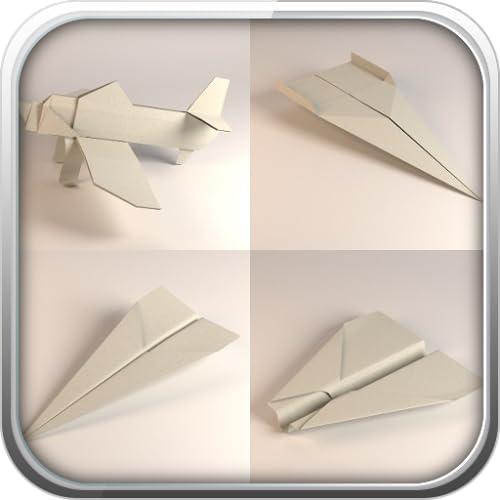 Origami Plane Tutorials