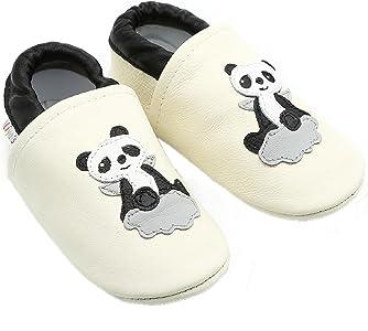 Liya'sPatucos de piel para gatear – # 502 Panda