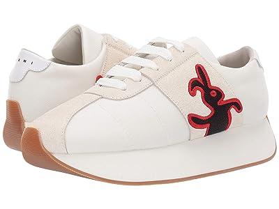 MARNI Bigfoot Sneaker (White) Men