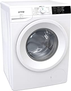 Gorenje WE843 8 Kg Fully Automatic Front Load Washing Machine, 16 Programs, Wave Drum and Self Cleaning Program, AllergyCa...
