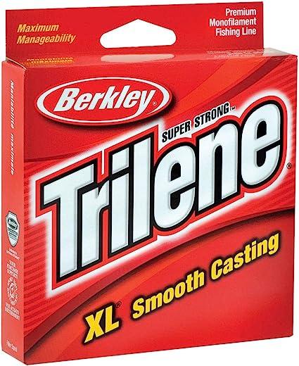 Berkley Trilene Sensation 300m Monofilament Fishing Line *ALL SIZES* GREAT PRICE