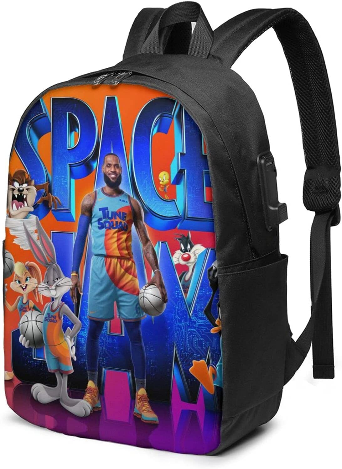 S-pace And Department store High material J-am Backpack Large Travel Casual Bag School