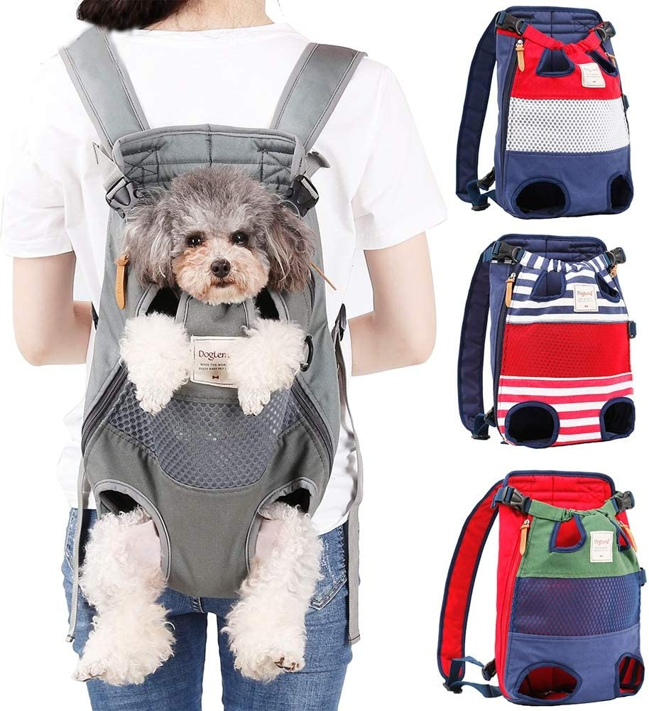 Coppthinktu Dog Carrier Max 52% OFF Backpack - Out Pet Front-Facing Car Legs 100% quality warranty!