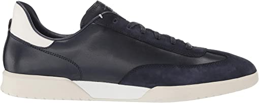 Navy Ink Tumbled/Navy Ink Suede/White