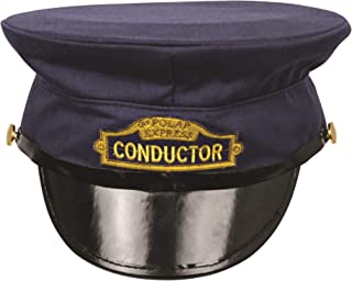 Lionel Trains - The Polar Express Conductor Hat, One Size, O Gauge