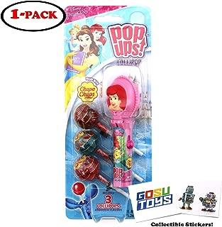 disney princess lollipop ups