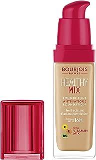 Bourjois Healthy Mix Anti-Fatigue Medium Coverage Liquid Foundation 56 Light Tan, 3ml