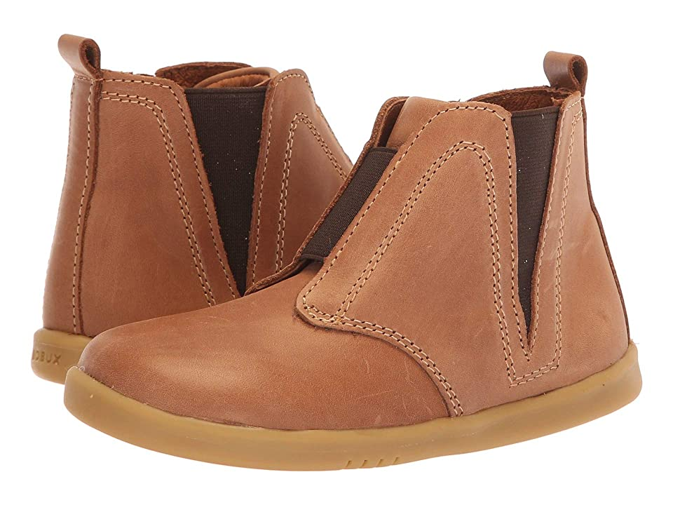 Bobux Kids I-Walk Signet (Toddler) (Caramel) Kid