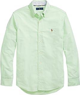 Polo Ralph Lauren Men's Long Sleeve Classic Fit Poplin