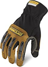 Ironclad Ranchworx Work Gloves RWG2-04-L, Large