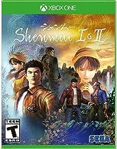 Jogo Shenmue 1 e 2 - Xbox One Mídia Física Usado
