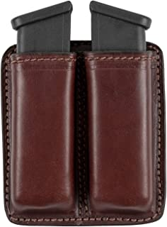 Best 1911 double magazine pouch leather Reviews