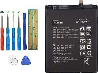 Vvsialeek HB356687ECW Batería compatible para Huawei Honor 7X / Nova 2 Plus con kit de herramientas 3240 mAh