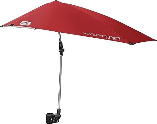 SportBrella Versa-brella Todos posición Paraguas con Abrazadera Universal