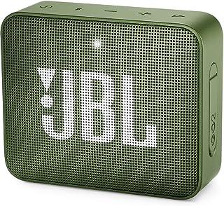 JBL 6925281931949 Go 2 Wireless Portable Bluetooth Speaker, Green