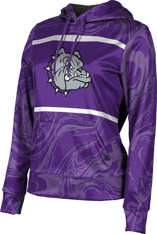 ProSphere Brownsburg High School Girls' Pullover Hoodie, School Spirit Sweatshirt (Ripple)