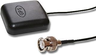 Antena GPS Externa conexión Activa con 5 Metros de Cable, Compatible con Garmin GPSMAP 180, GPSMAP 182, GPSMAP 182C, NavTa...