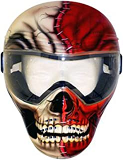 Save Phace Tagged Series Carnage Tactical Mask with Face Stitched Up The Middle