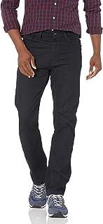 Men's 5 Pocket Straight Fit Stretch Jean