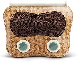 Neck Massager for Women,Massage Pillow Heat for Back Shiatsu Neck Shoulder Massager Electric Back Massage Deep Kneading