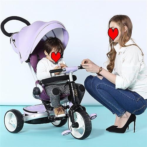 Ahorre hasta un 70% de descuento. QWM-Las QWM-Las QWM-Las Bicicletas Infantiles para bebés Niños Carros de Triciclo Carritos de bebé Niño Bicicletas 3 Ruedas, Plegable Regalo para Niños  Web oficial