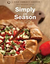 simply in season cookbook recipes
