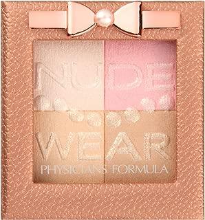 Physicians Formula Nude Wear Custom Glow Palette, Light, 0.24 Ounce
