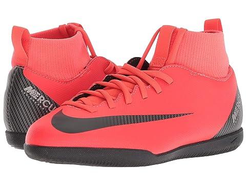 buy popular 4633a 50b4b Nike Kids SuperflyX 6 Club CR7 IC Soccer (Little Kid Big Kid)