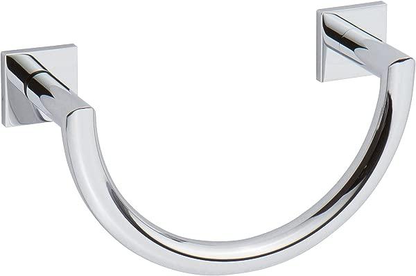 Ginger 5305 PC Dyad Towel Ring 5305 Polished Chrome