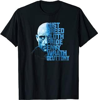 Shazam! Movie Evil Dr. Sivana T-Shirt