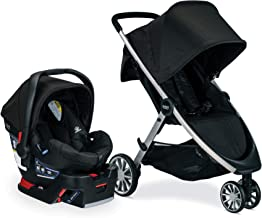 chicco bravo le trio travel system in genesis