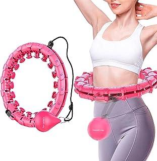 Lemail wig Infinity Hoop Hula - Smart Weighted Hula Hoop...