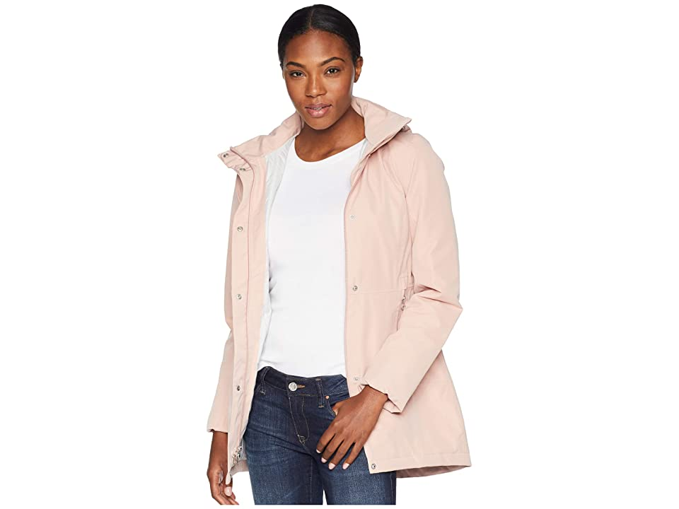 The North Face Insulated Ancha Parka II (Misty Rose) Women