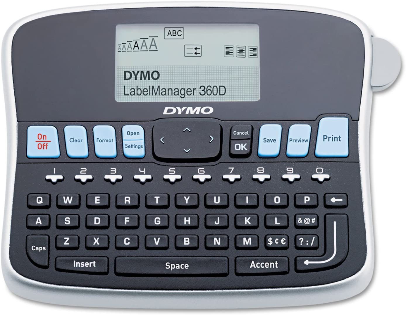 DYM1754488 - Dymo Limited price LabelManager latest Maker LM360D Label