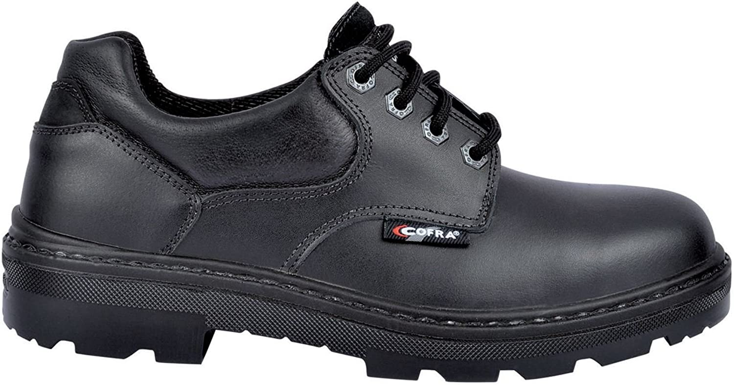 Cofra Small Mens Safety shoes Breathable Water Repellent Upper S3 Work Footwear