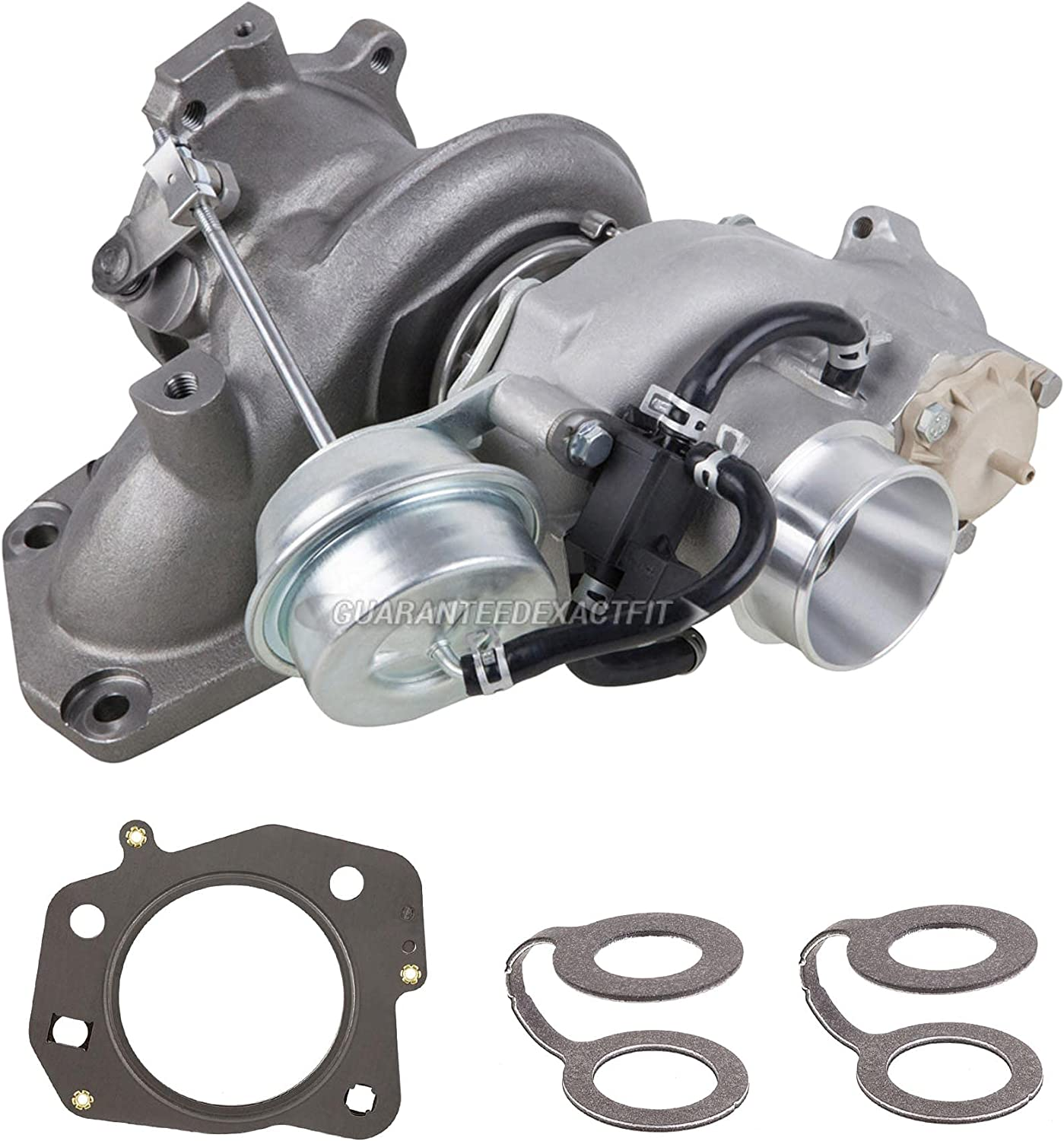 BuyAutoParts Turbo Kit w Cheap mail order Classic shopping Stigan Chevy Gaskets Turbocharger For