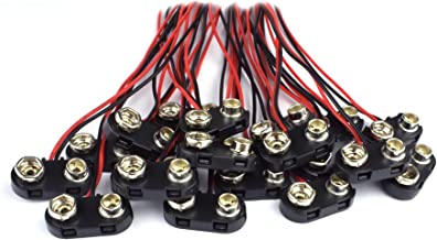 Best 9v Battery Parallel Connector of 2020 - Top Rated ... Wiring V Batteries In Parallel on capacitors in parallel, power supplies in parallel, switches in parallel, 9v battery in parallel, chargers in parallel, 12 volt battery in parallel, resistors in parallel,