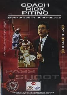 Rick Pitino: Basketball Fundamentals TM0095